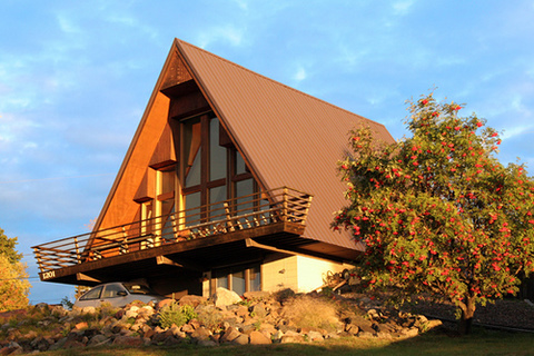 A-Frame-Roof-Church