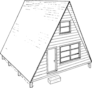 A-Frame-Roof